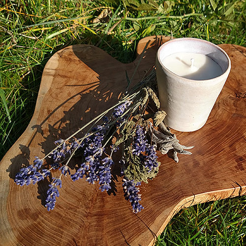 natural hand poured non gmo soy wax candle reusable food grade handmade wheel thrown ceramic cup single wick natural cosmetic grade perfume