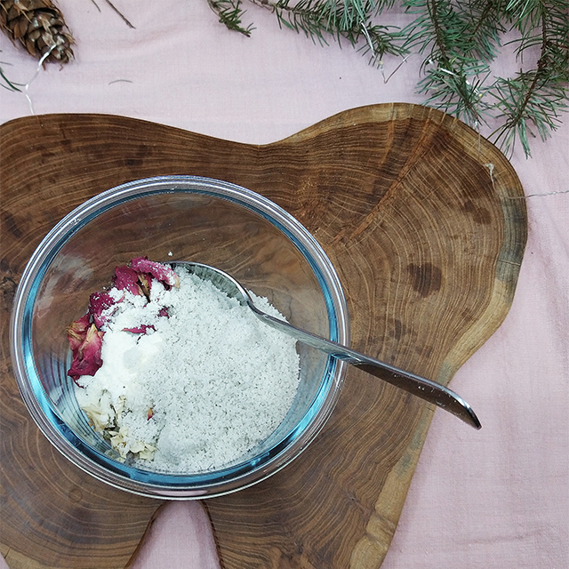 diy zero waste bath salt le savon sauvage