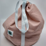 sustainable gift wrapping gift bag